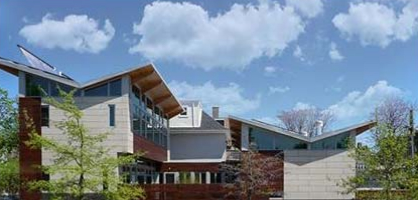 USA Today, Chicago home hides 48 rooftop solar panels 2