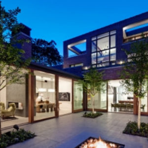World-Architects Review, Mid-North Residence 1