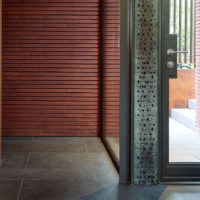 Brick Architecture – Wood House, Northside Residence